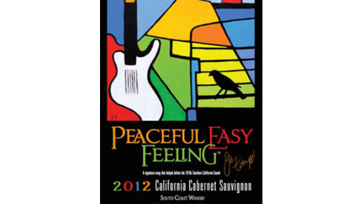 Peaceful Easy Feeling Cabernet Sauvignon