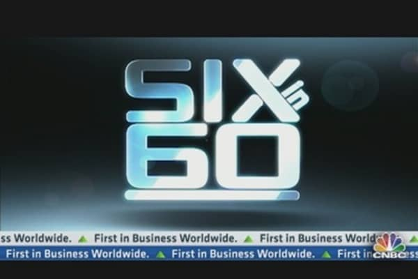 Cramer's Six in 60: Electronic Arts, Peabody Energy, and More!