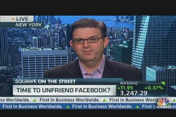 It's Not Facebook, It's 'Spambook': Analyst