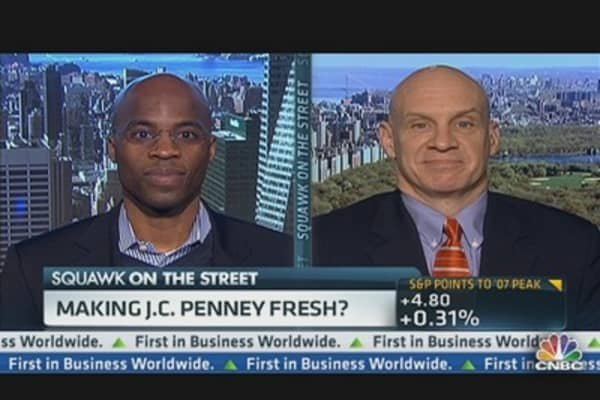 Tale of Two Retailers: Best Buy & JC Penney