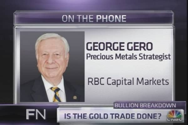 Where Gold's Headed