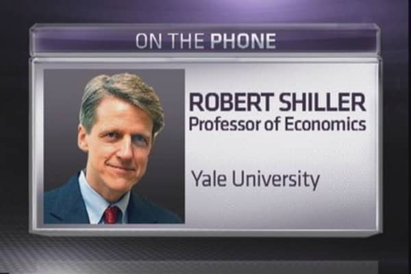Robert Shiller: Housing in Recovery, But ...