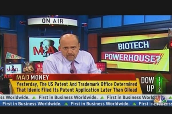 Cramer on Transformation of Big Pharma