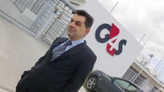 John Arghyrou, Managing Director G4S Cyprus Branch