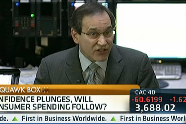 Santelli: 'I Don't Look at Gold as Gold Anymore'