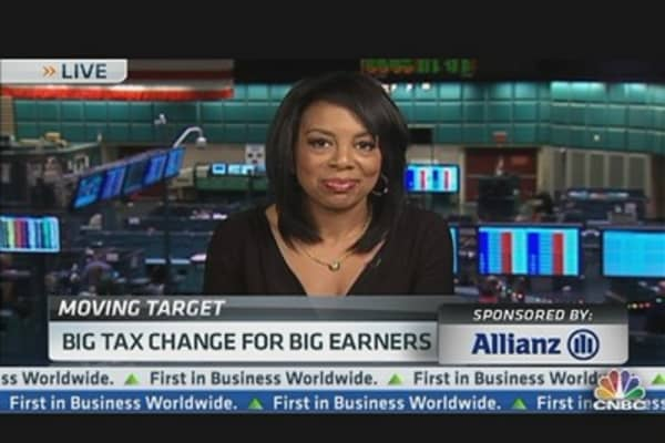 Navigating Tax Changes for Top Earners