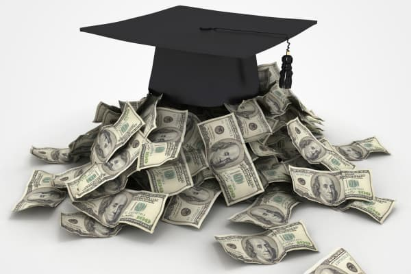 education cost debt college