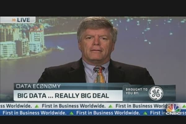 'Visionary' on Big Data's Value