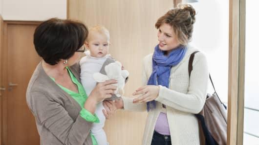 nanny childcare