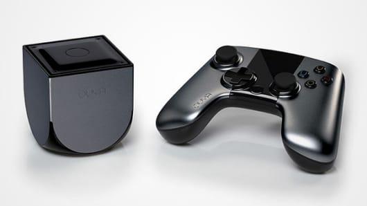Ouya's Gaming System
