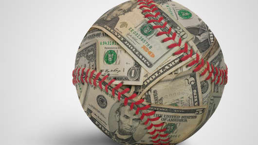 Major League Baseball money ball