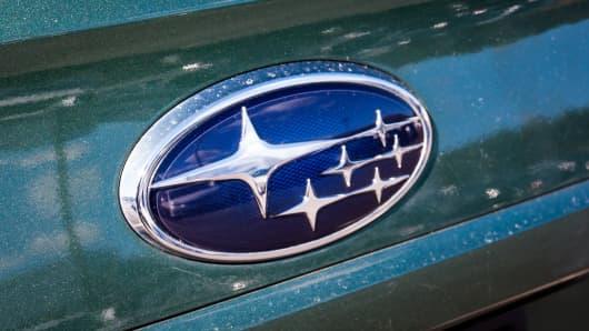 Subaru automobiles