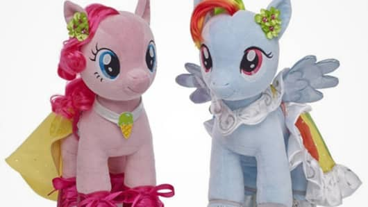 My Little Pony Build-A-Bear