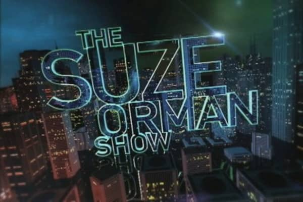 Suze's Rule for Parents