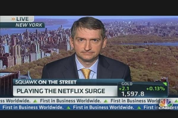 Can Netflix Stay Hot in Q2?