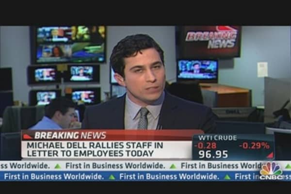 Michael Dell: Best Days Still Ahead