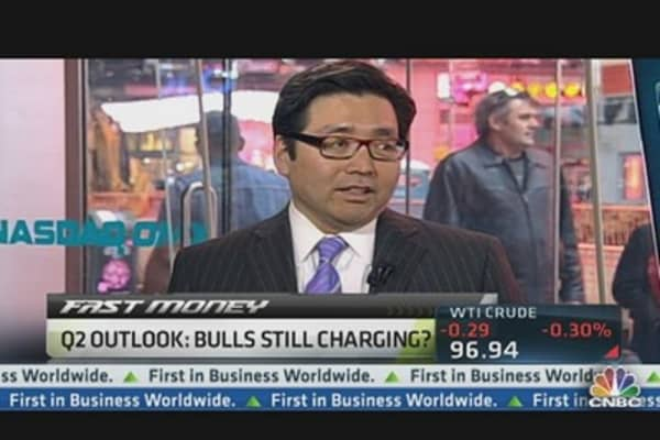 Data May Not Signal Pullback: Tom Lee