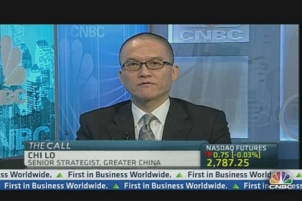 Expect Cyclical Recovery in China Markets: Pro