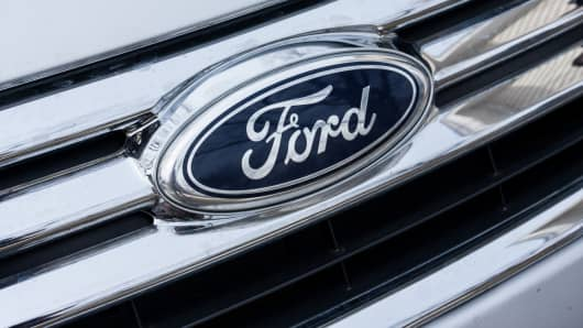 Ford Motor Corp