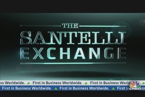 Santelli Digs Into Jobs Data