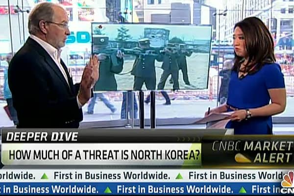 Sell the N. Korea Bounce: Gartman