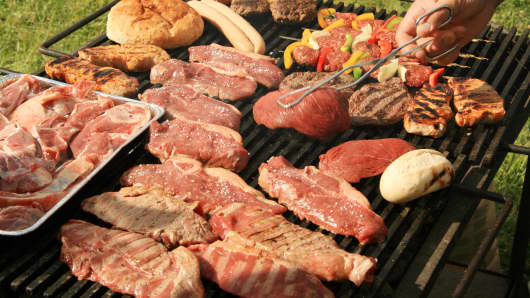Meat food products