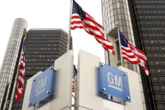 GM said United States selective pensions funding: Rattner
