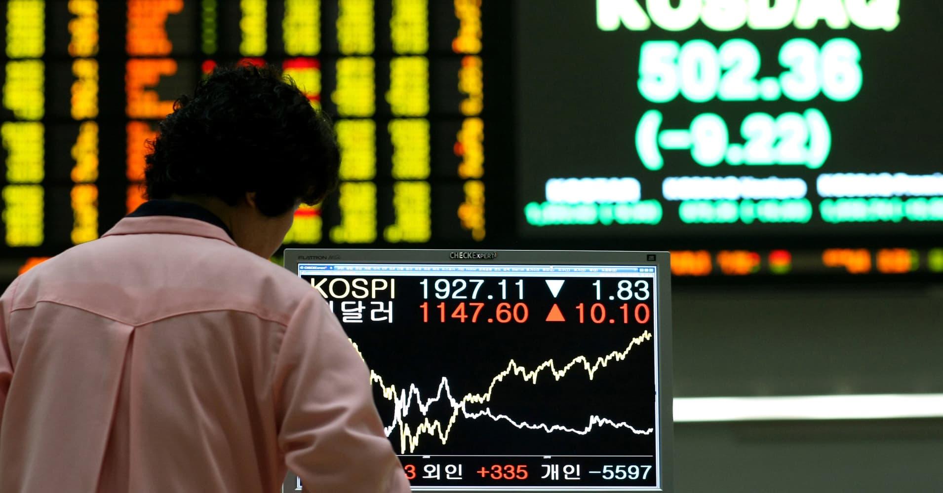 Stock options in korea