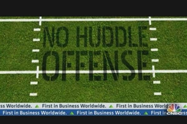 No Huddle Offense: How to Play Consumer Now