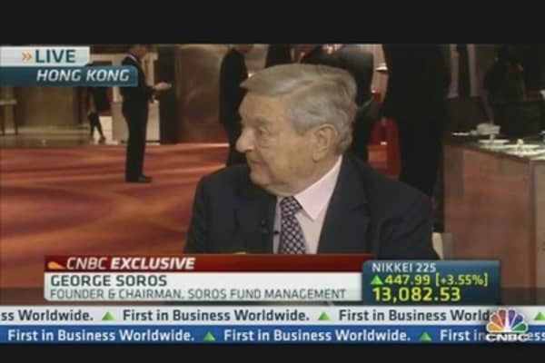 George Soros: Why BOJ Stimulus is Dangerous