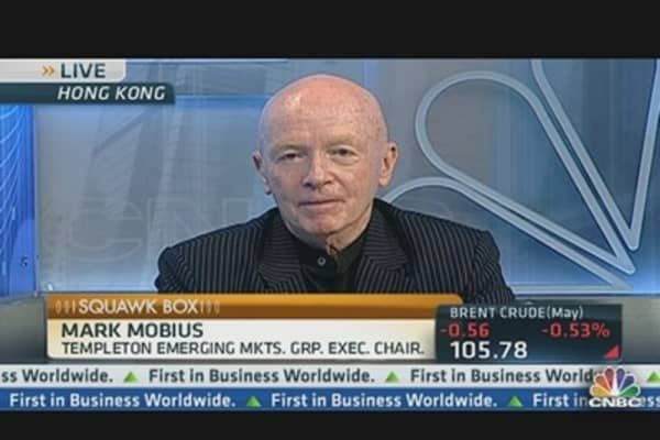 Mark Mobius on Global Investing