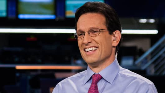 Eric Cantor, House Majority Leader