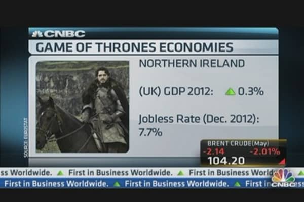'Game of Thrones' Economies