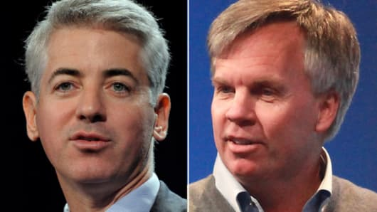 Bill Ackman and Ron Johnson
