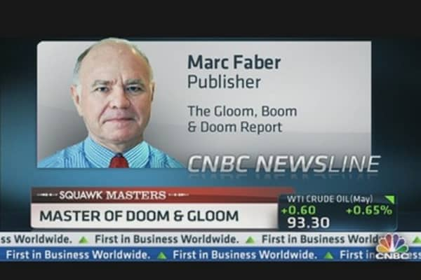 Faber's Gloomy Stock Forecast: Summer Crash Concerns