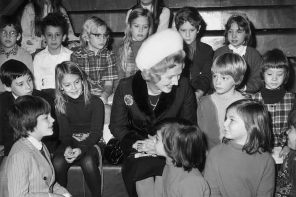 Premium: Thatcher as Education Secretary
