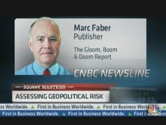 Marc Faber: Don't Buy Stocks! Crash Likely!