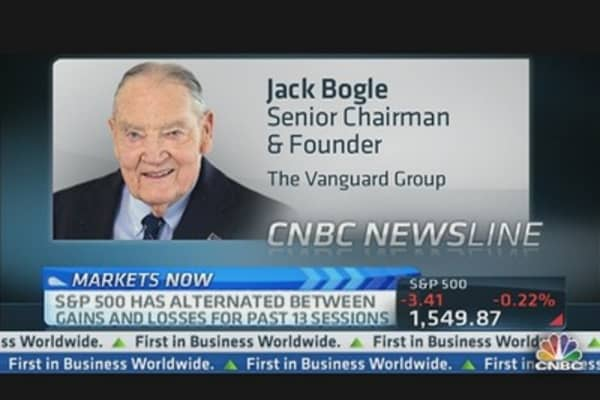 Market Master Bogle's Money-Making Tips