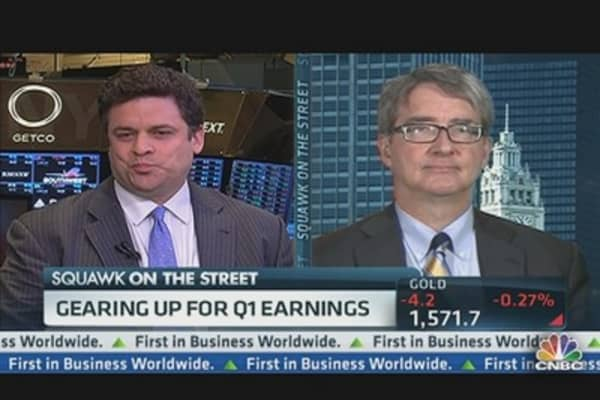Gearing Up For Q1 Earnings: Pros