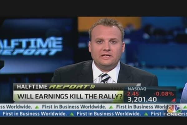 Market 'Precarious' After Killer Q1: Pro