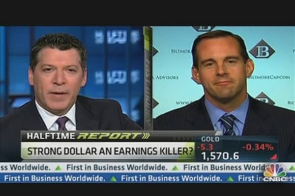 Beware Strong US Dollar Into Earnings: Pro