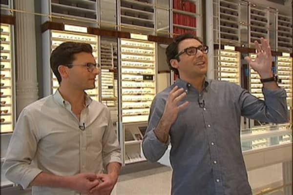 Physical Stores Key Component in Future of Retail: Warby Parker