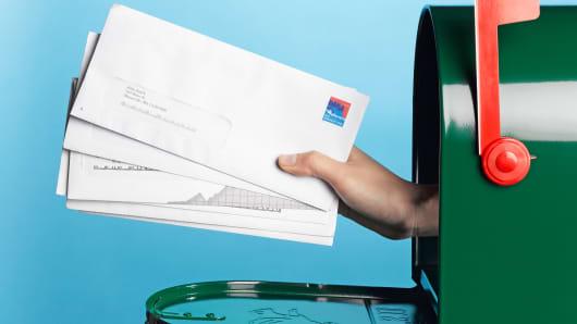 how to change my postal address