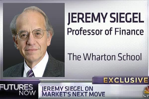 Dow 18,000!? Yes, Jeremy Siegel Says