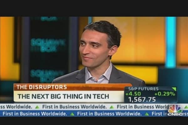 Disruptors: The Midas Touch For Tech Investing