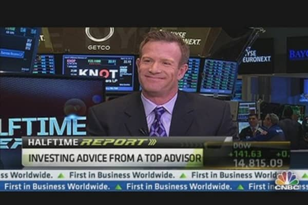 Surprising Advice from Top Ranked Advisor