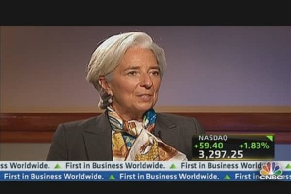 IMF's Lagarde: Fed Monetary Policy Exit Should Be Gradual
