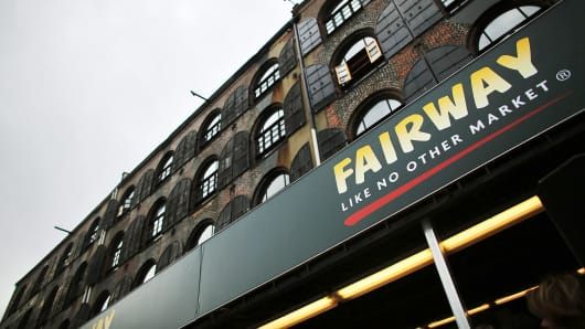 Fairway Market grocer