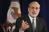 Federal Reserve Chairman Ben Bernanke