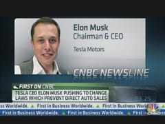 Tesla CEO: 'Deeply Wounded' by Palin's Comments